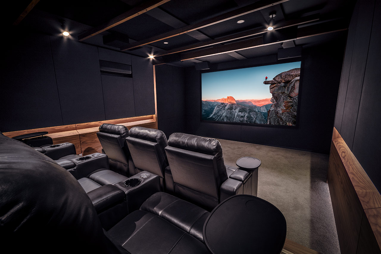 pokoje do kina domowego