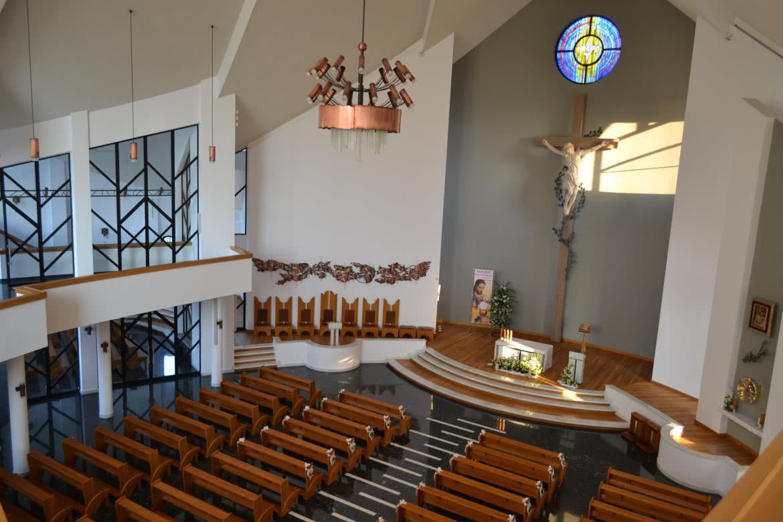 akustyka kościoła